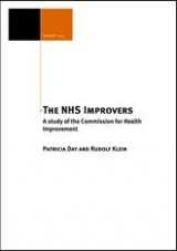 The NHS Improvers front cover