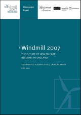 Windmill 2007 publication cover