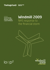 Windmill 2009 publication cover