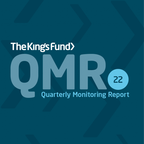 Quarterly Monitoring Report