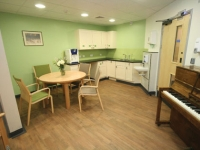 Spaces offer creative activities for patients