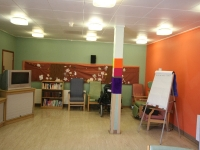 The social space before the project