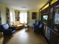 Space has been provided for a range of social activities
