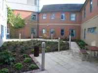 The new gardens