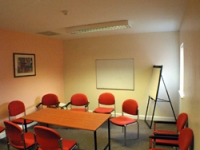 The room prior to the redesign