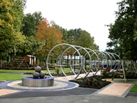 The multi-functional sensory garden