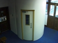 The new room provides space for 'time out'