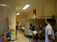 The ward prior to the EHE project